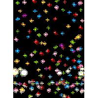 Confetti PNG - 137