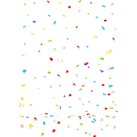 Confetti Transparent PNG Image - Confetti PNG