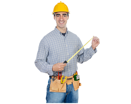 Construction Worker PNG HD - 124543