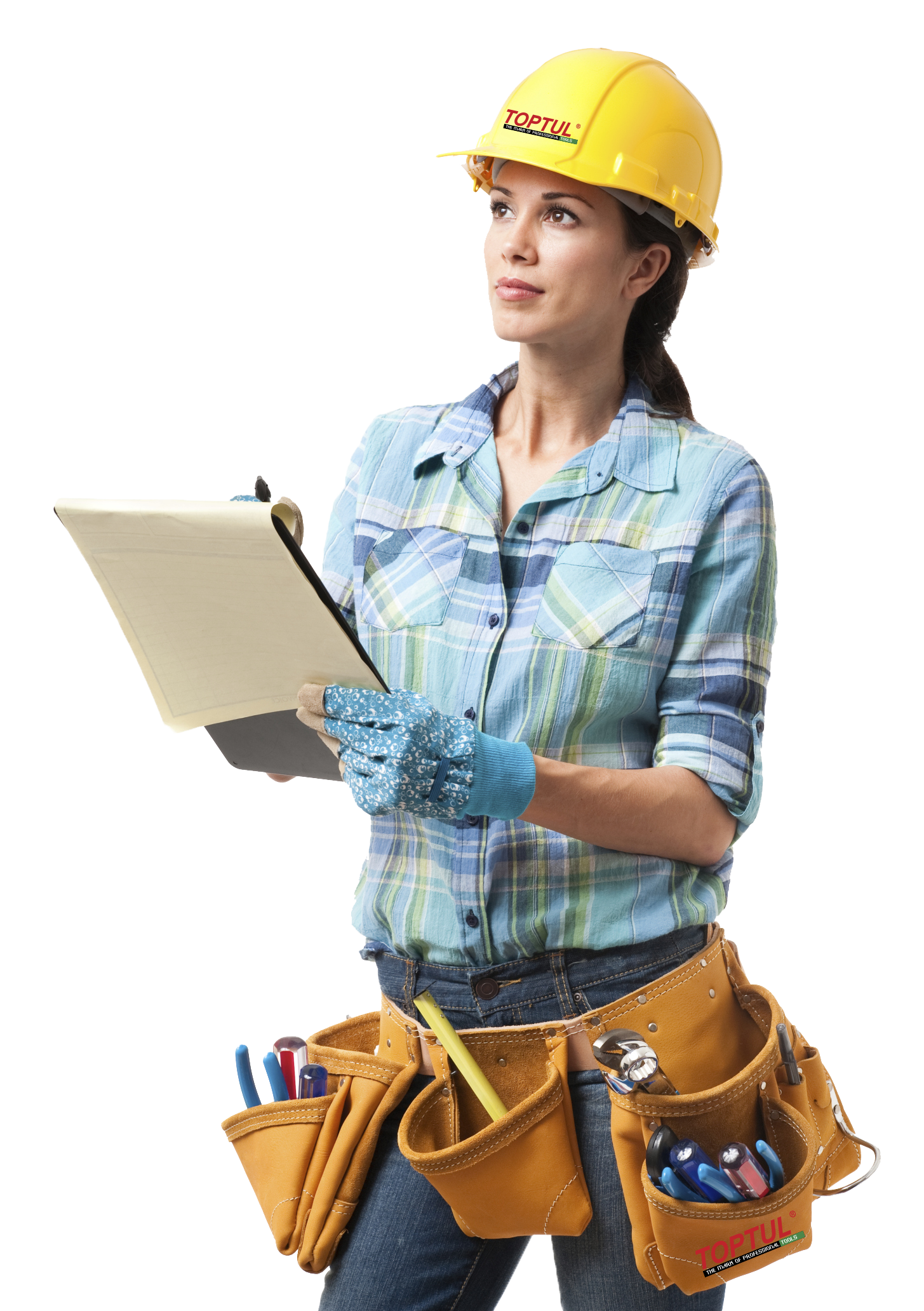 Construction Worker PNG HD - 124549