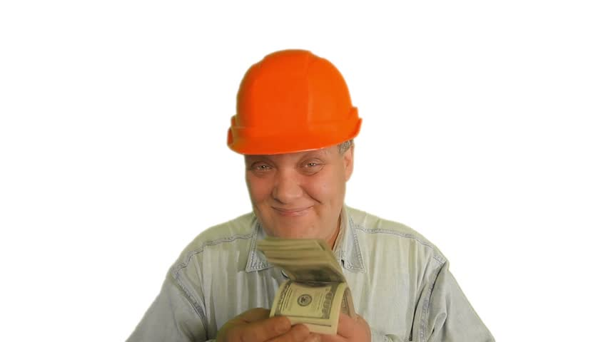 Construction Worker PNG HD - 124558