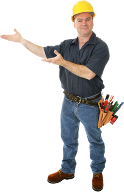 Construction Worker PNG HD - 124553
