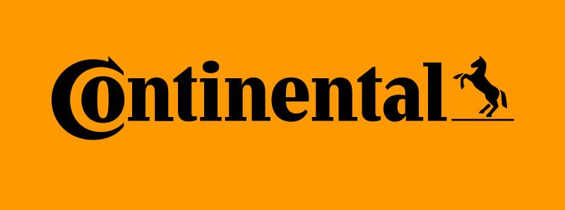 Continental - Continental Tires Logo Vector PNG