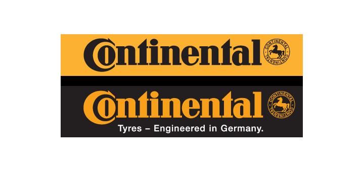 Continental-logo-vector - Continental Tires Logo Vector PNG