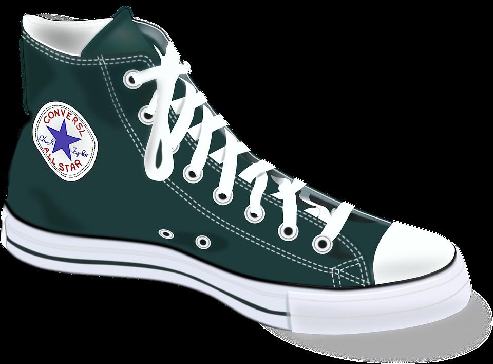 Chucks, Converse, Shoes, Footwear, Fashion, Sports - Converse PNG