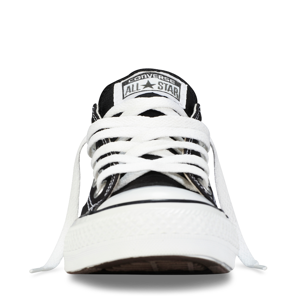 Converse Black Low-Top - Converse PNG