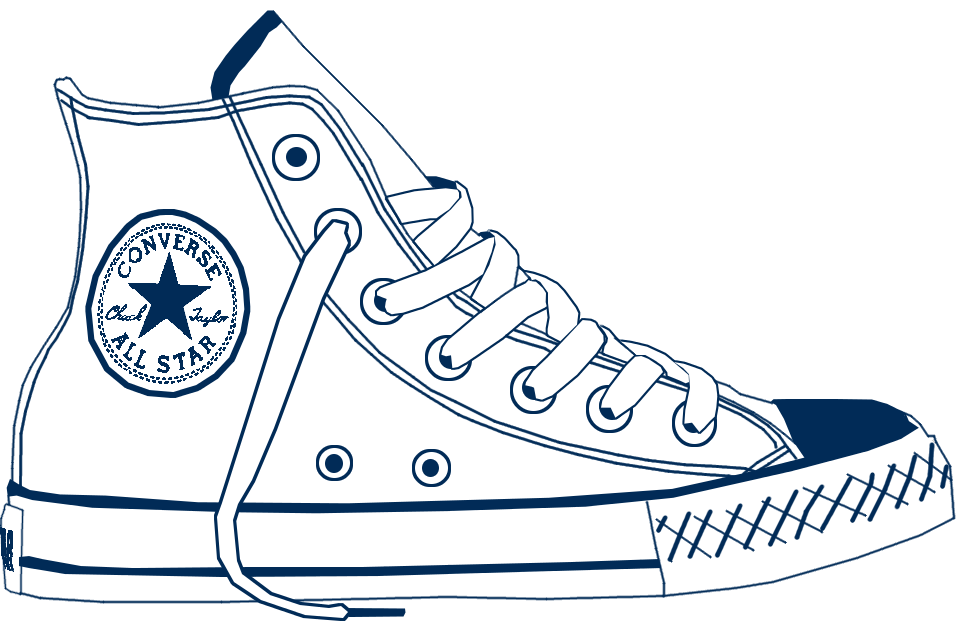 Converse PNG - 101068