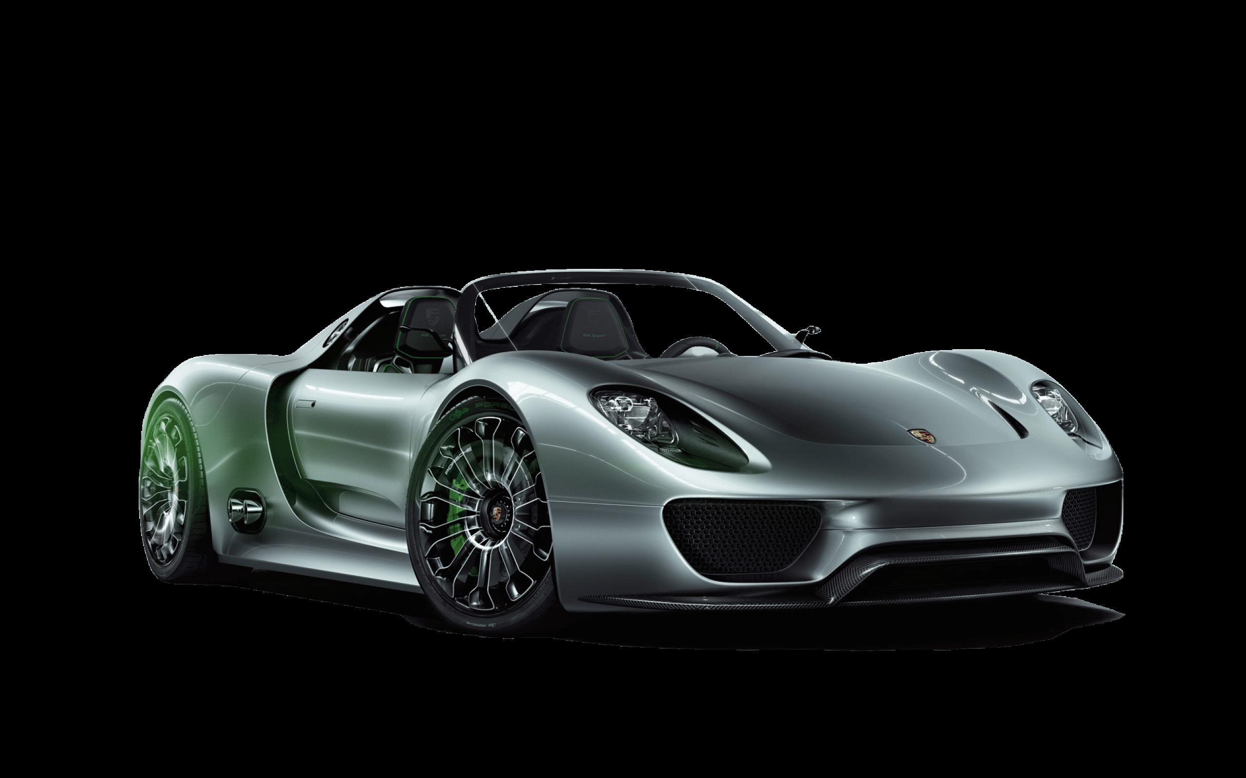 Convertible Porsche - Porsche PNG