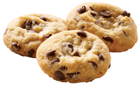 PNG Chocolate PlusPng pluspng.com - Chocolate Chip Cookies PNG HD - Cookie HD PNG
