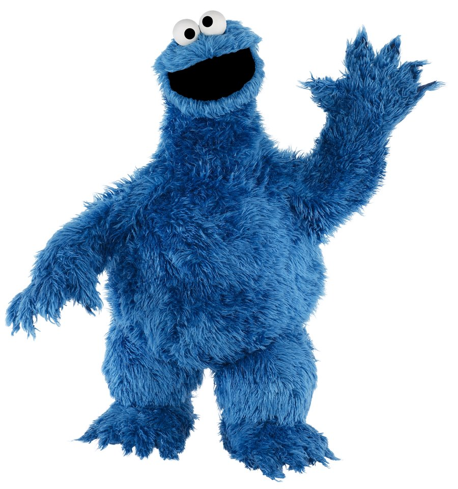 Cookie Monster PNG HD - 139231