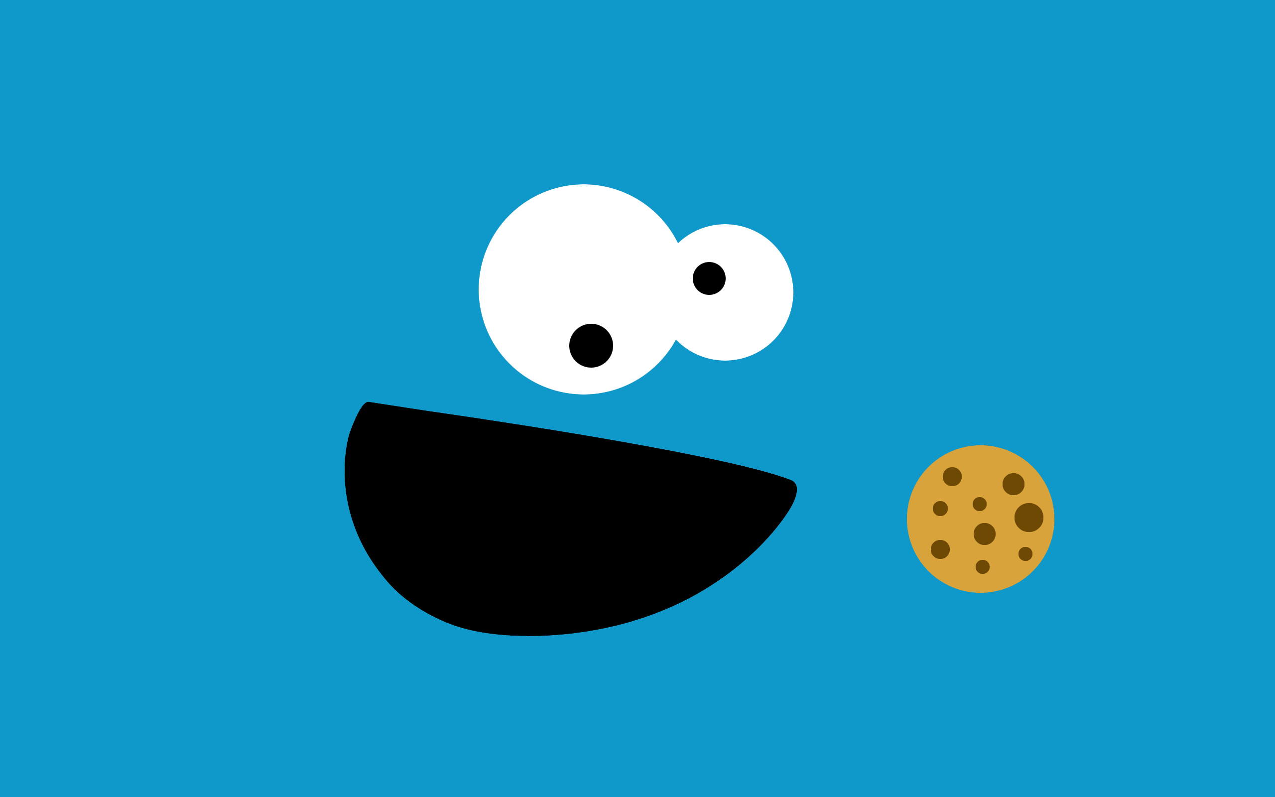 Cookie Monster PNG HD - 139236