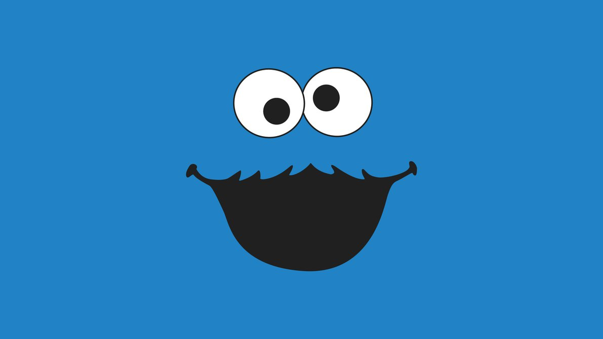Cookie Monster by KevinConsen PlusPng.com  - Cookie Monster PNG HD
