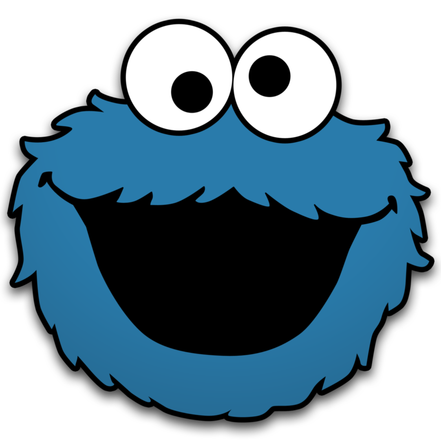 Cookie Monster PNG HD