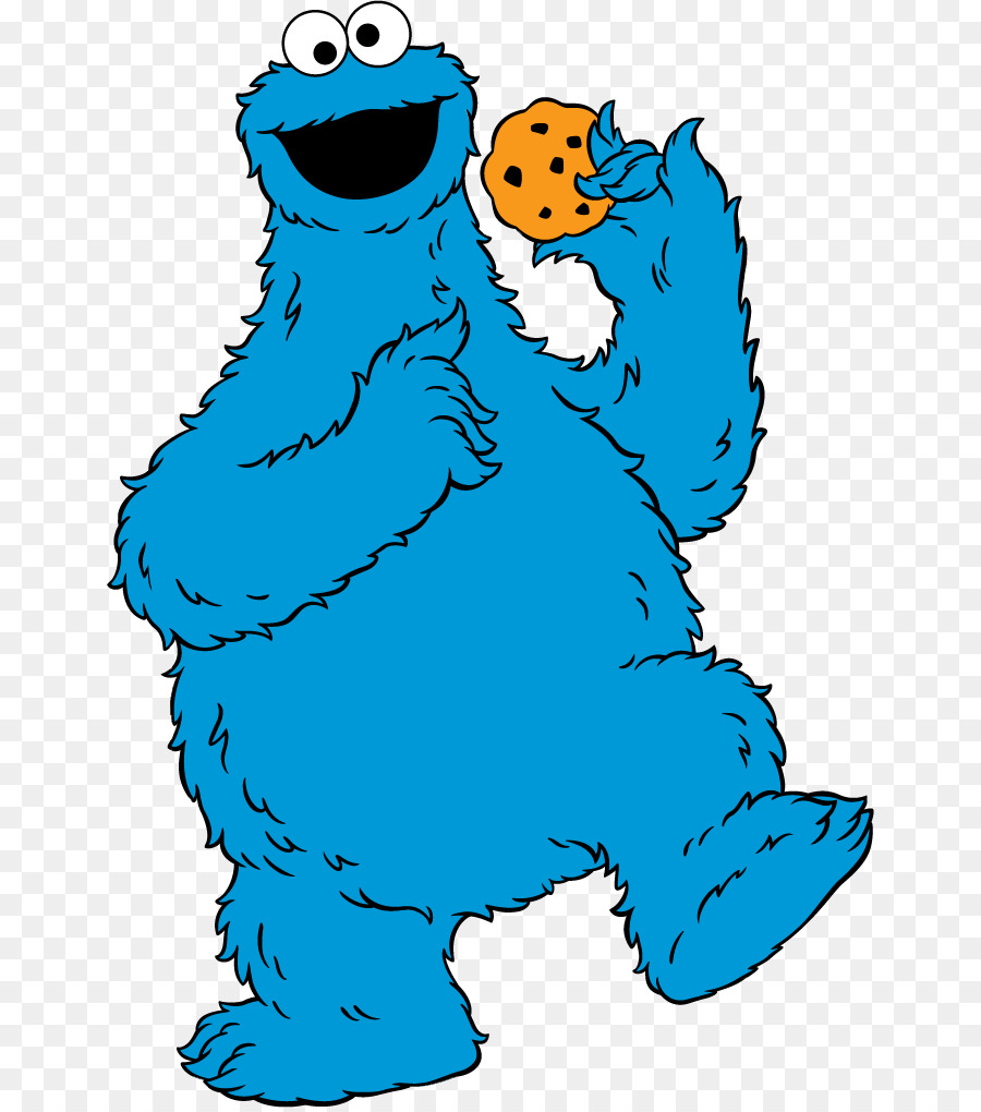 Cookie Monster PNG HD - 139233