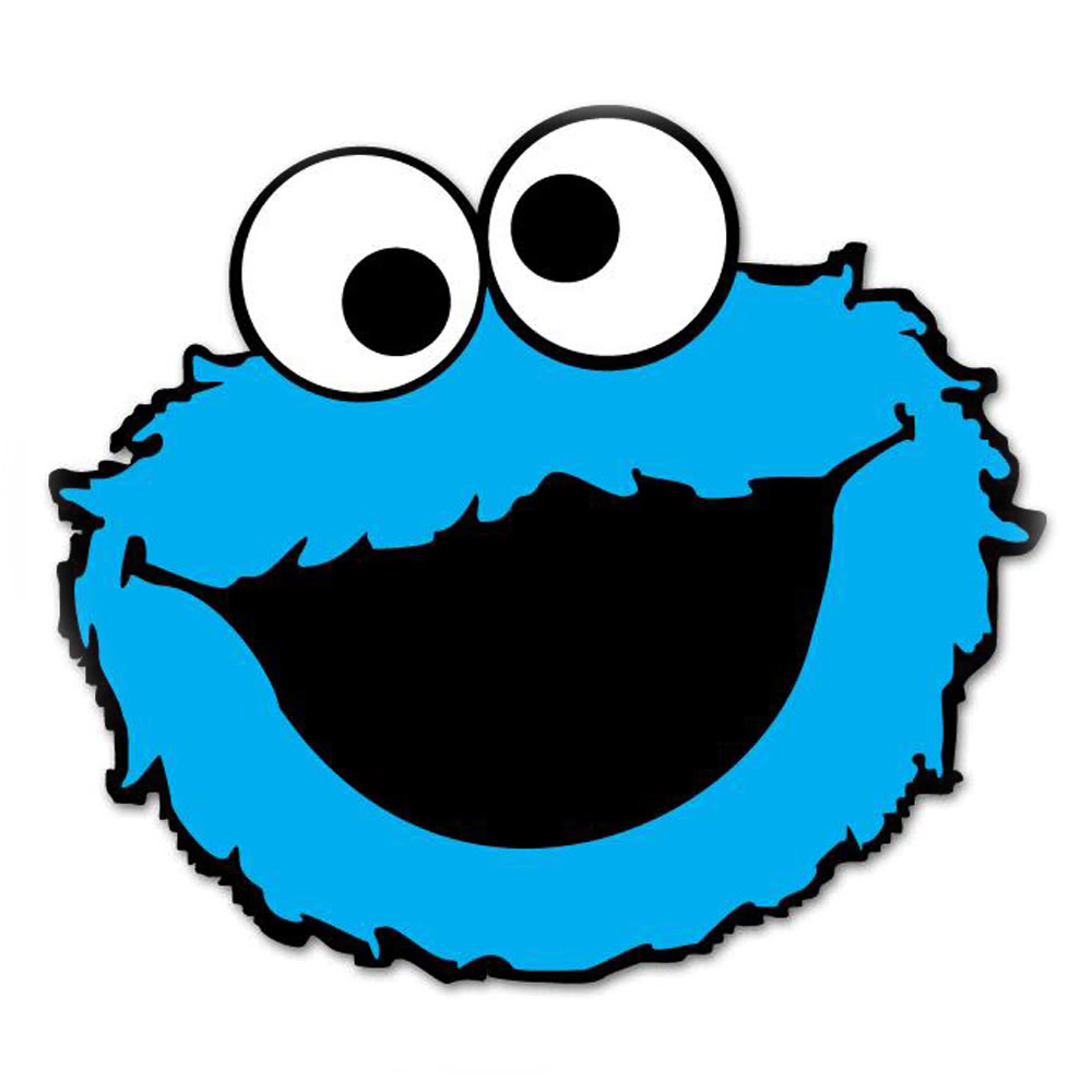 Cookie Monster PNG HD - 139232