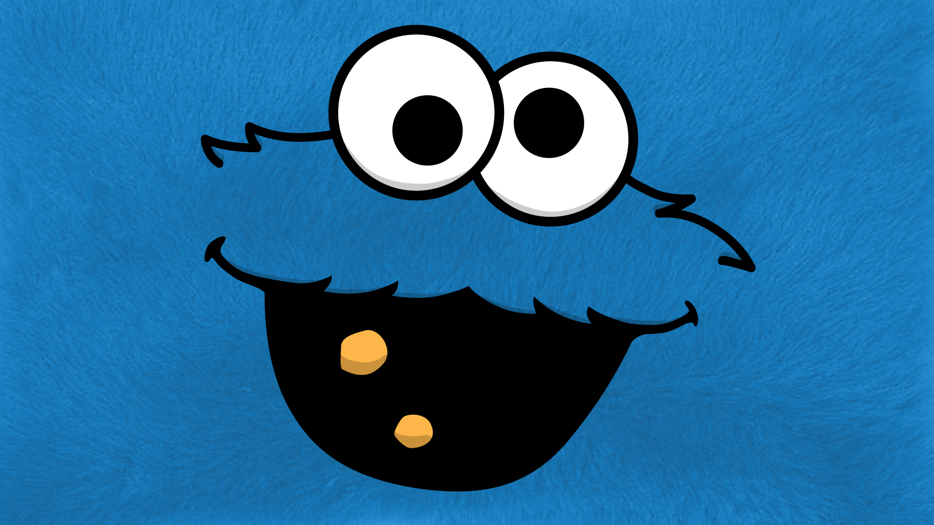 Cookie Monster PNG HD - 139247