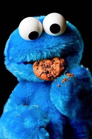 Cookie Monster PNG HD - 139241