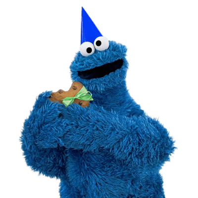Cookie Monster PNG HD - 139248