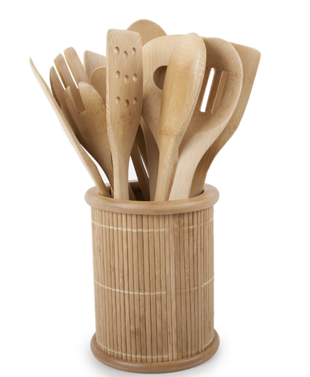 wooden cooking utensils - Cooking Tools PNG