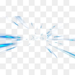Lighting effects technology background,Cool blue beam. PNG - Cool Effects PNG