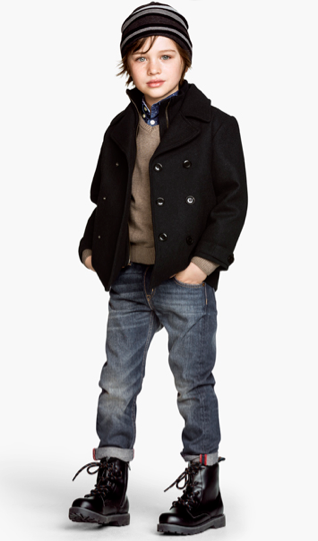 Cool Kidsu0027 Clothes: Hu0026M Online Shopping | Cool Mom Picks - Cool Kid PNG