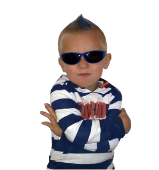 Stock10 4 1 Punk Boy PNG By Stock10 - Cool Kid PNG