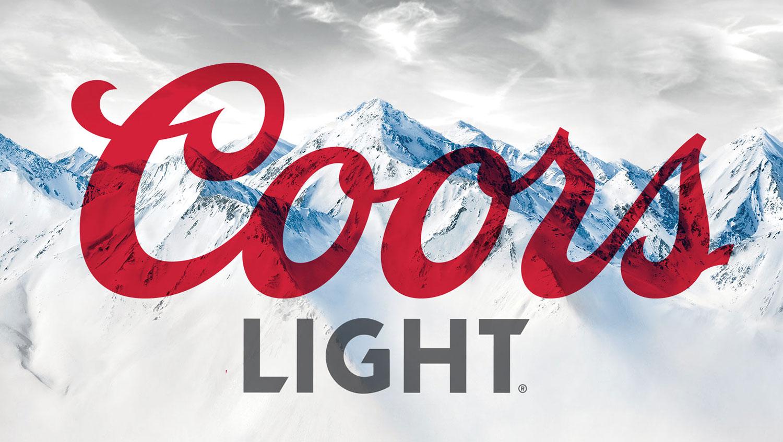 Coors Light Logo PNG - 37898