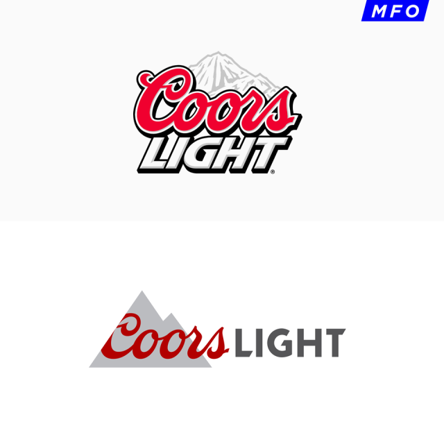 coors light can design redesign new logo myfopinion 2.png - Coors Light Logo PNG