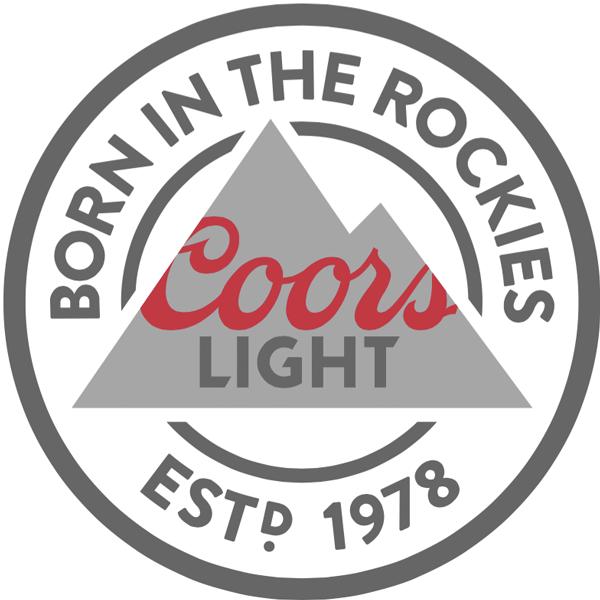 Coors Light Logo PNG - 37895
