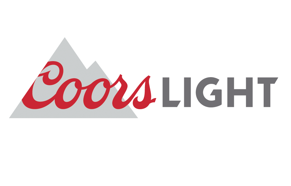 . PlusPng.com Coors Light. CL_Mtn_HORIZ_3spot - Coors Light Logo Vector PNG