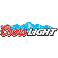 Coors Light Logo Vector PNG - 110122