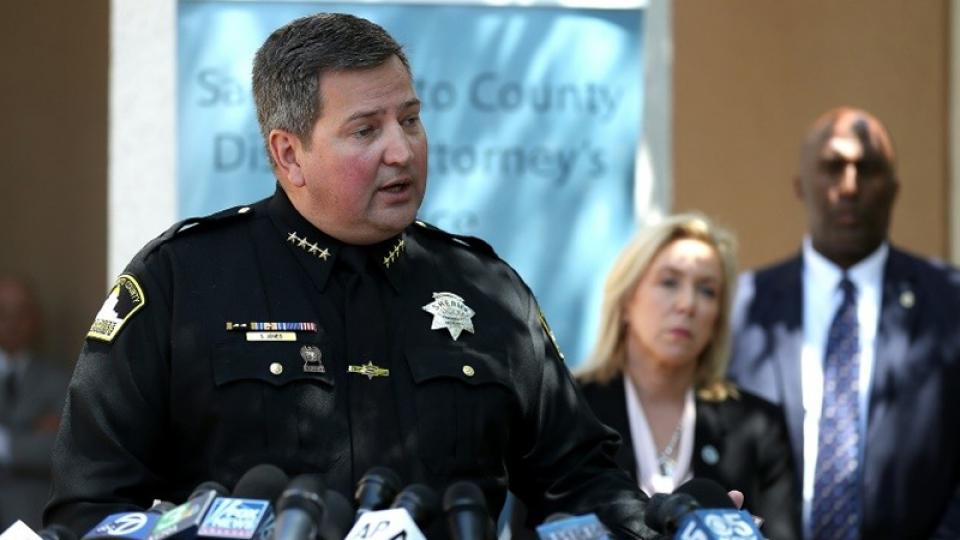 Golden-State-Killer.png - Cop Arresting Someone PNG