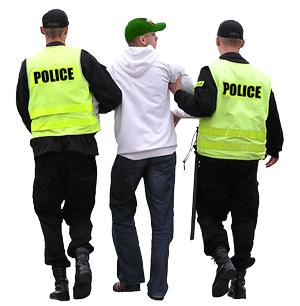 Police-Arrest-ROH - Cop Arresting Someone PNG