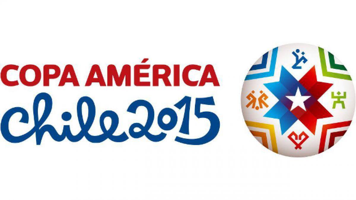 Brazil versus Paraguay (Copa America) - Copa America Logo Vector PNG