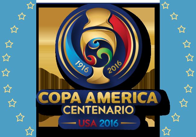 Copa America Centenario USA 2016 - Copa America Logo Vector PNG