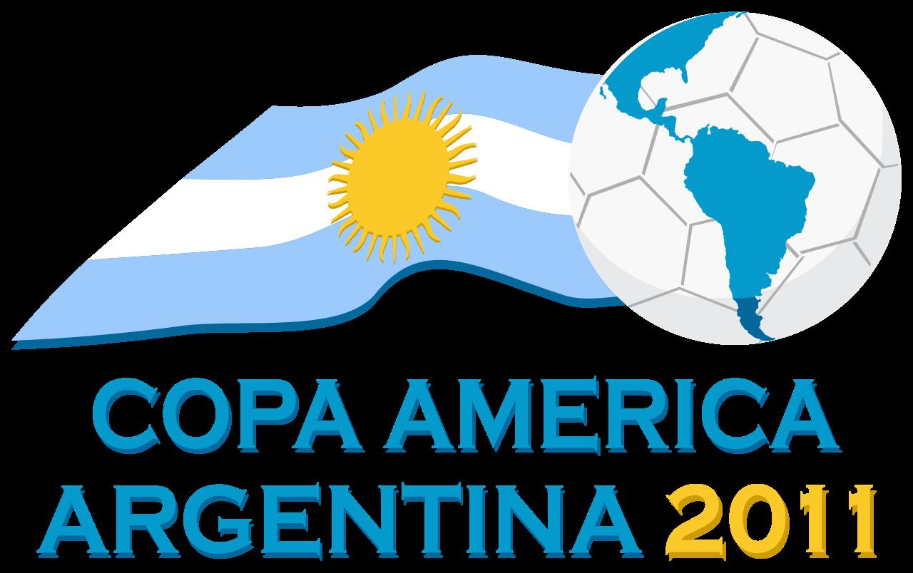 File:2011 Copa América logo.svg - Copa America Logo Vector PNG