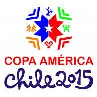 Logo of Copa América Chile 2015 - Copa America Logo Vector PNG