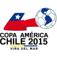Logo of Copa America Chile 2015 - Copa America Logo Vector PNG