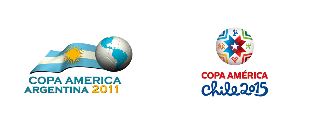 New Logo and Identity for Copa América by Brandia Central - Copa America Logo Vector PNG