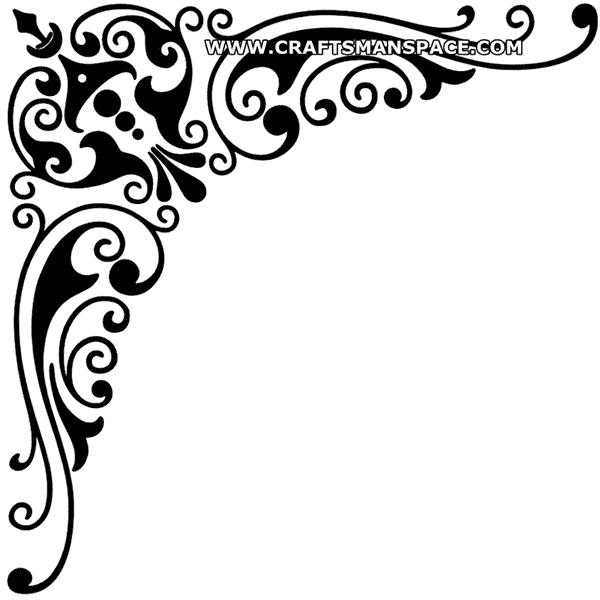 Corner Design PNG - 164847