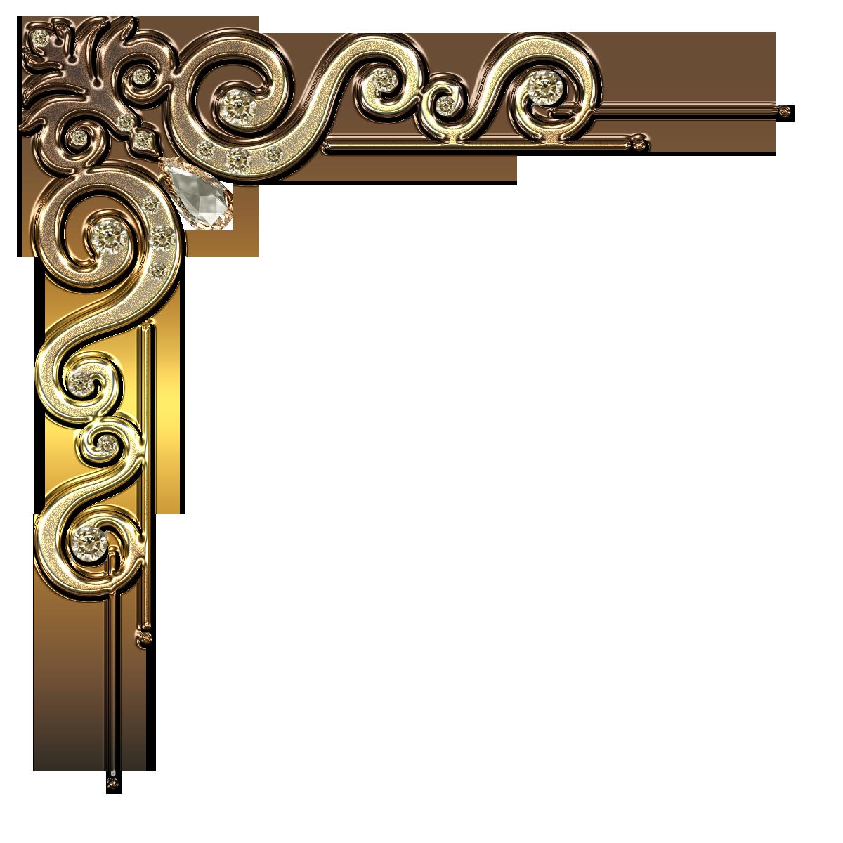 Corner Design PNG - 164846