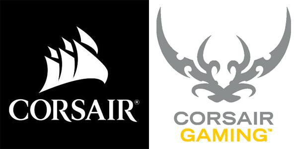 Corsair-9 - Corsair Logo PNG