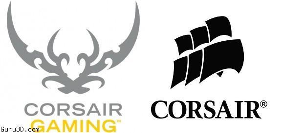 Corsair gets backlash on new Gaming Logo - Corsair Logo PNG