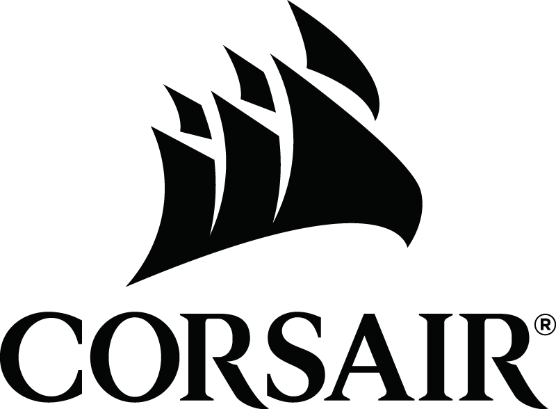 Corsair u2014 High performance DDR3 and DDR4 memory upgrades, 80 PLUS certified  power supply units, computer cases, CPU cooling, gaming keyboards, gaming  mice, PlusPng.com  - Corsair Logo PNG