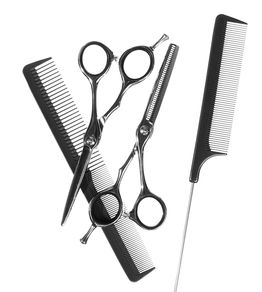 tools involved with cosmetology insurance - Cosmetologist PNG