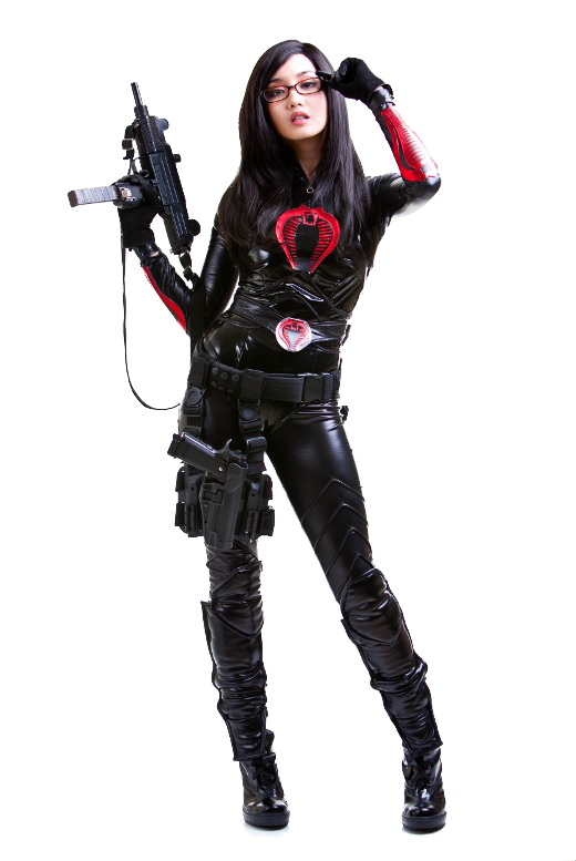 Cosplay Women PNG File - Cosplay PNG