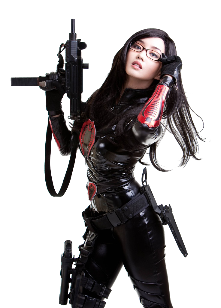Cosplay Women PNG Transparent Image - Cosplay PNG