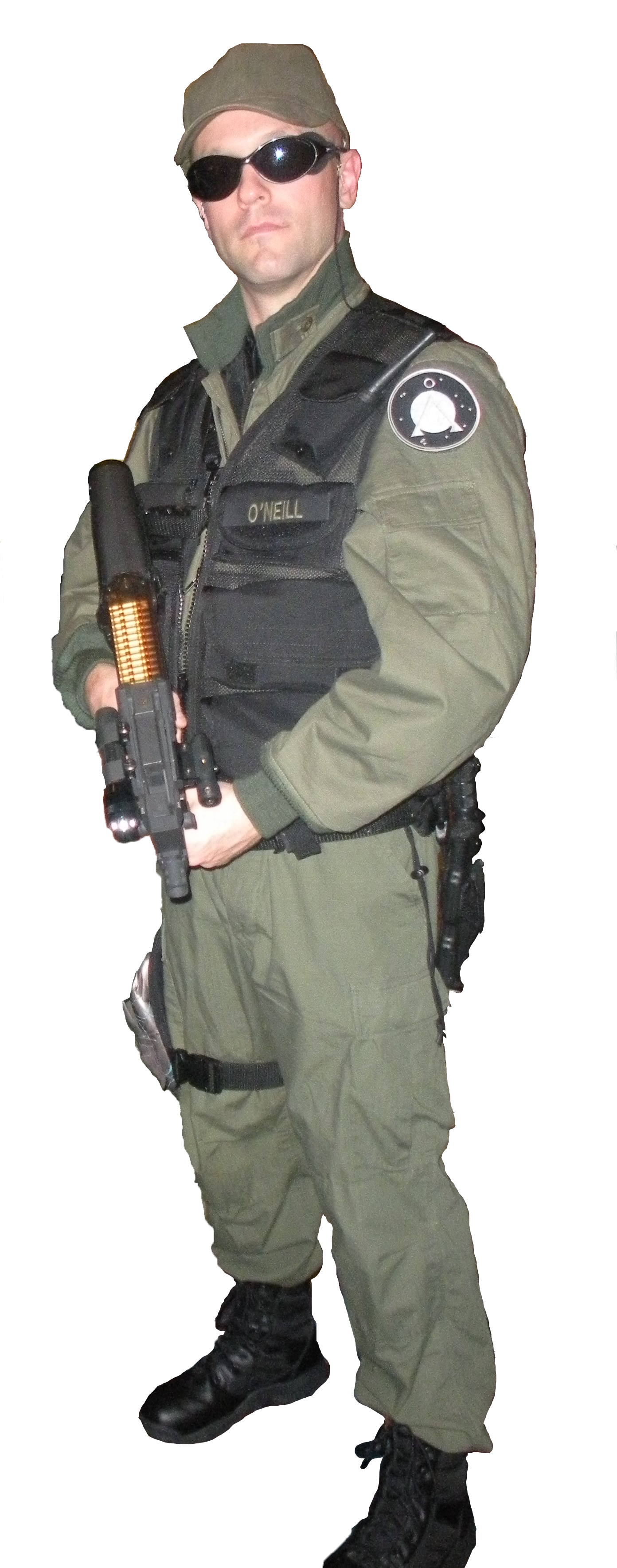 File:Cosplay Ou0027Neill cropping.png - Cosplay PNG
