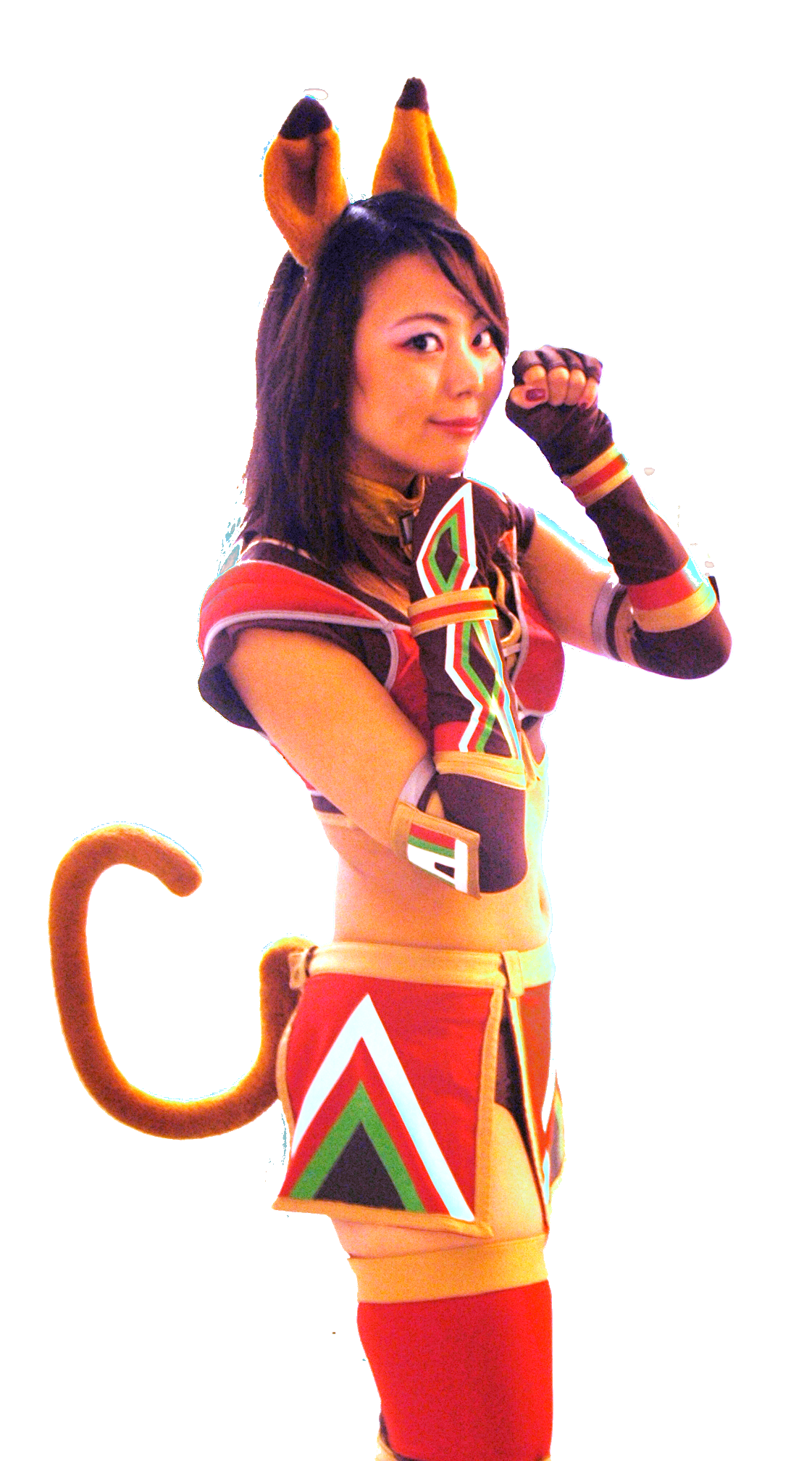 File:Mithra Cosplay rework.png - Cosplay PNG