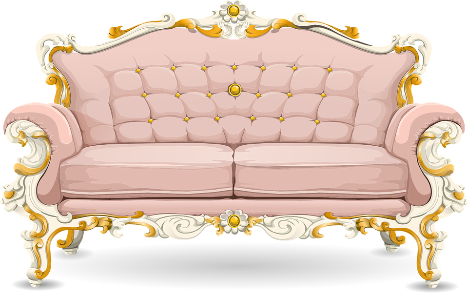 Couch HD PNG - 91472